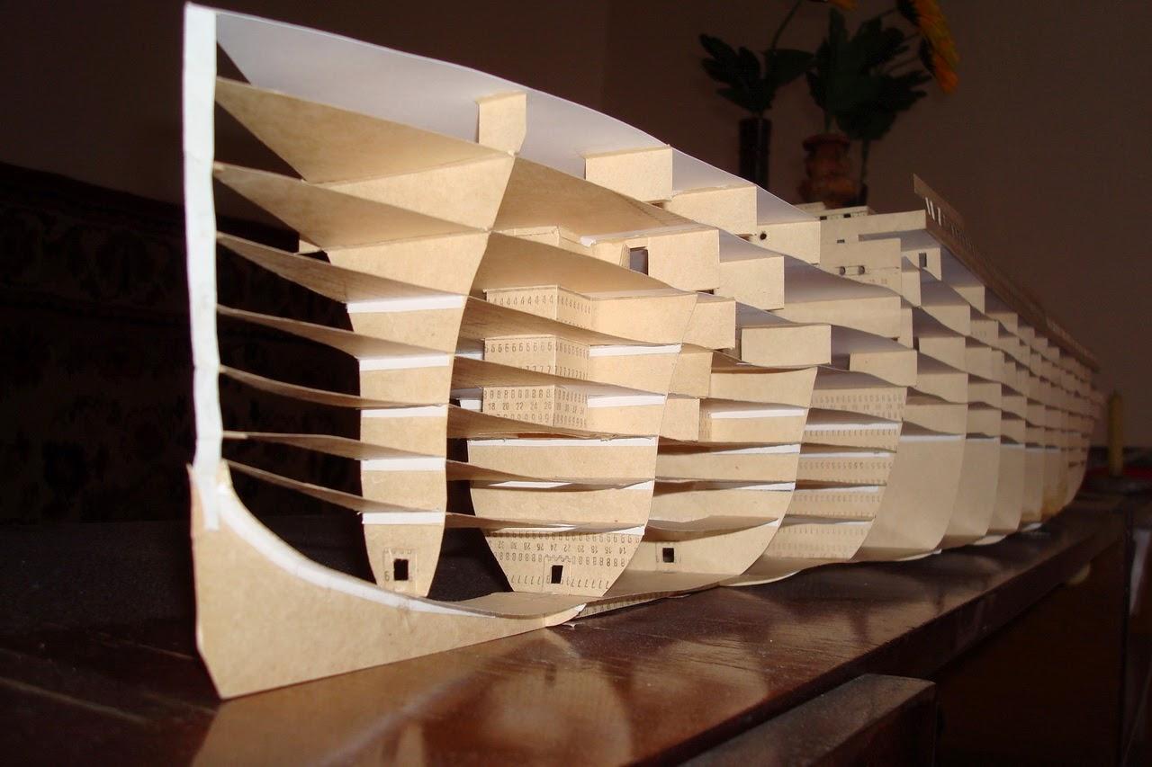 Miniatur Titanic Blogallblog